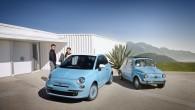 """Itāļu autoražotājs """"FIAT"""" sagatavojis īpašu """"Fiat 500"""" versiju """"1957 Edition"""", kas veltīta leģendārā mazauto 57. gadskārtai. """"Fiat 500"""" īpašā versija..."""