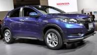 """Tokijas starptautiskajā autoizstādē kompānija """"Honda"""" prezentējusi mazo krosoveru """"Vezel"""". Japānas tirgū jaunā modeļa tirdzniecība tiks sākta jau šā gada beigās...."""