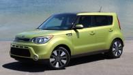 """2014. gada janvārī kompānija """"Kia"""" uzsāks elektriskās piedziņas """"Soul EV"""" eksportu uz ASV. Tā ir pašmāju tirgū pārdodamā dvīņa """"Ray..."""