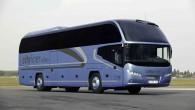 """Kortrijkas (Nīderlandē) starptautiskajā autobusu izstādē """"BussWorld"""" """"Neoplan"""" prezentējis jaunās paaudzes """"Cityliner"""", kas izceļas ar rekordzemiem degvielas patēriņa rādītājiem. """"Neoplan"""" tūristu..."""
