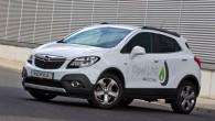 """Papildus jau ierastajām benzīna un dīzeļdegvielas versijām, tagad ir pieejams arī mazā apvidus auto """"Opel Mokka"""" sašķidrinātās gāzes piedziņas variants...."""