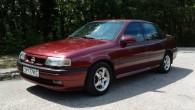 """1988. gada nogalē """"Opel"""" laida tirgū jaunu D segmenta modeli – """"Vectra"""". """"Vectra"""" toreiz nomainīja """"Opel"""" modeļu gammā morāli un..."""