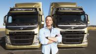 """Holivudas asa sižeta filmu superzvaigzne Žans Klods van Damme ticis iesaistīts reklāmas kampaņā, uzņemot kārtējo """"Volvo Trucks"""" reklāmas videoklipu –..."""
