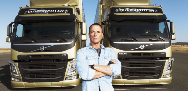 Volvo Trucks un Van Damme