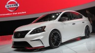 """Losandželosas autoizstādē japāņu ražotājs """"Nissan"""" izrādījis sportiskā modeļa """"Sentra Nismo"""" koncepa versiju. Auto industrijas eksperti uzskata, ka tādējādi """"Nissan"""" visai..."""