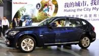 """Ķīnas pilsētā Guandžou notikusi """"BMW"""" un """"Brilliance"""" pirmā kopīgi veidotā elektromobiļa modeļa prezentācija. Vācu un ķīniešu kopražojuma elektriskās piedziņas krosoveru..."""