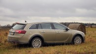 """Nupat kā ražotājs veicis """"Insignia"""" pusmūža feisliftu. Tiesa,""""Opel"""" pārstāvji mēģina pārliecināt, ka šis ir pilnīgi jauns modelis, jo tam salīdzinājumā..."""