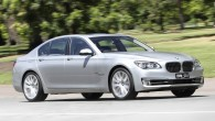 """Bavārijas koncerna sporta nodaļa ir gatava ķerties pie 7. sērijas limuzīna """"muskuļu uzpumpēšanas"""". Pašlaik itin sportisku """"BMW"""" 7. sērijas modifikāciju..."""