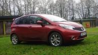 """Šī ir pavisam cita """"Note""""! Jauns modelis, atšķirīgs pozicionējums. """"Nissan"""" pārstāvji nosprieduši, ka """"Note"""" tagad vairs nebūs mikrovens, bet turpmāk..."""