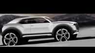 """""""Audi"""" Q klasei 2016.gadā pievienosies jauns modelis – mazizmēra krosovers Q1. Par šādu lēmumu kopīgā paziņojumā paudusi """"Audi AG"""" valde..."""