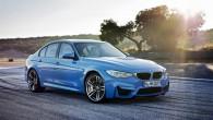 """Tikai dienu pirms oficiālās pirmizrādes populārais interneta izdevums """"AutoWeek"""" publicējis """"BMW"""" sportiskā sedana """"M3"""" un kupejas """"M4"""" sērijveida modeļu attēlus...."""