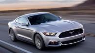 """Nupat kā """"Ford"""" iepazīstinājis ar sportiskā modeļa """"Mustang"""" Eiropas tirgus specifikāciju, bet tūdaļ jau seko minējumi, kādu dzinēja alternatīvu varētu..."""