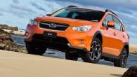 """Jau janvārī japāņu ražotājs """"Subaru"""" gatavojas laist tirgū viegli atjauninātu krosovera """"XV"""" versiju. Uzlabotajam modelim paplašināta pieejamo krāsu gamma, tostarp..."""