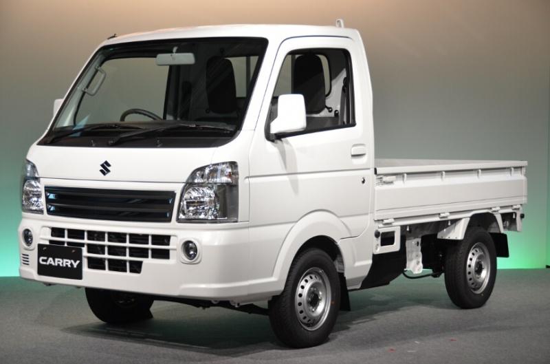 Suzuki-Carry-front