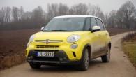 """""""Fiat 500"""" milzīgās veiksmes iedvesmots, itāļu autoražotājs pērn nāca klajā ar pilnīgi jaunu šīs saimes pārstāvi – minivenu """"Fiat 500L"""",..."""