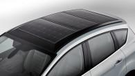"""Starptautiskajā tehnoloģiju izstādē """"CES"""" autokompānija """"Ford"""" gatavojas izrādīt hibrīdautomobili """"C-Max Solar Energi"""", kas spēj izmantot saules gaismu elektriskās enerģijas rezervju..."""