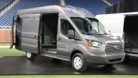 """Kompānija """"Ford"""" pavasarī gatavojas laist tirdzniecībā populārā vieglā kravas automobiļa """"Transit"""" jauno paaudzi. """"Transit"""" ir noslēdzošais solis """"Ford"""" komercautomobiļu Eiropas..."""