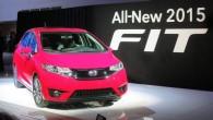 """Japāņu autoražotājs """"Honda"""" Detroitā izstādījis jaunās paaudzes pilsētas mikrovenu """"Fit"""" – modeli, kas Eiropas tirgū pazīstams ar nosaukumu """"Jazz"""". Lai..."""
