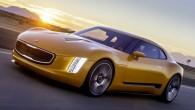 """""""Automedia.lv"""" iepriekš jau ziņoja, ka """"Kia"""" ved uz ASV, lai demonstrētu Detroitas izstādē kompaktas kupejas konceptu """"GT4 Stinger"""". Līdz automobiļa..."""
