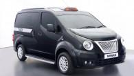 """Kompānija """"Nissan"""" prezentējusi kompaktvena """"NV200"""" speciālo versiju, kas jau drīzumā dosies ielās klasisko Londonas taksometru vietā. Šāda """"Nissan Design Europe""""..."""