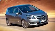 """""""AutoMedia.lv"""" jau ziņoja, ka pašā gada sākumā vācu autotoražotājs """"Opel"""" Briselē atklāja aktuālās paaudzes minivena """"Meriva"""", kas tirgū dibitēja 2010.gadā,..."""