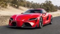 """Ziemeļamerikā vēl līdz 26.janvārim notiekošajā Detroitas autošovā japāņu kompānija """"Toyota"""" iepazīstināja ar virtuālu konceptautomobili FT-1. Agresīvas sporta kupejas stilā ieturētā..."""