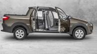 """Aizvadītā gada nogalē """"FIAT"""" Brazīlijas filiāle laidusi tirgū vieglā pikapa """"Strada"""" modernizēto versiju, kas tagad pieejama arī trīsdurvju variantā. """"Trīsdurvju""""..."""