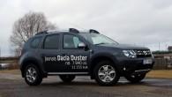 """""""Dacia Duster"""" nav no švītīgo """"parketa džipiņu"""" sugas ceļojumam no viena lielveikala uz otru. Ar māteskompānijas """"Renault"""" tehnisku atbalstu rumāņi..."""