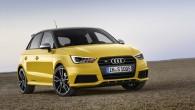 """Vācu premium autoražotājs """"Audi AG"""" martāŽenēvas autošovāprezentēs uzreiz divus jaunus kompaktās klases A1 modeļus - S1 un """"S1Sportback"""". To 2,0l..."""