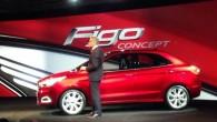 """Starptautiskajā autoizstādē Ņūdeli (Indijā) kompānija """"Ford"""" prezentējusi budžeta klases sedana konceptu """"Figo"""". Vizuāli """"Figo"""" izrādījies ļoti līdzīgs jau pazīstamajam mazulim..."""