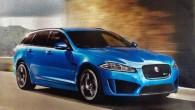 """Britu mediji internetā izplatījuši """"Jaguar"""" sportiskā universāla """"XFR-S Sportbrake"""" pirmo attēlu. Tas varbūt nav tik praktisks, cik atraktīvs britu autoražotāja..."""