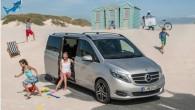 """""""Mercedes-Benz"""" jaunās paaudzes V klases minivens ir kļuvis par lielāko automobili šajā segmentā. Nule kā """"Mercedes"""" prezentējis jauno V klasi...."""