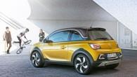"""2013.gada Ženēvas autoizstādē ASV koncernā """"General Motors"""" ietilpstošais vācu ražotājs """"Opel"""" prezentēja uz tobrīd pavisam svaigā mazauto """"Adam"""" veidotu minikrosovera..."""