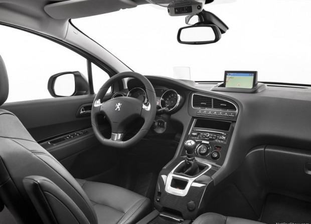 Peugeot 5008 1,6 HDi 6MT 11
