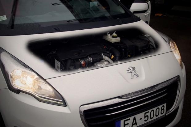 Peugeot 5008 1,6 HDi 6MT 13