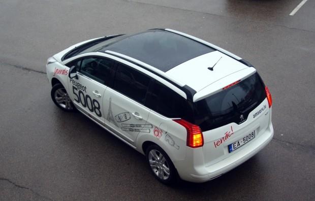 Peugeot 5008 1,6 HDi 6MT 20