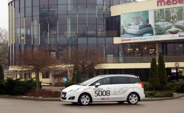 Peugeot 5008 1,6 HDi 6MT 23