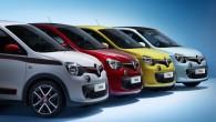 """Pēc pāris nedēļām Ženēvas autoizstādē franču ražotājs """"Renault"""" iepazīstinās plašāku sabiedrību ar pilsētas mazauto """"Twingo"""" jauno paaudzi. 2008. gadā """"Renault""""..."""
