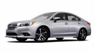 """Japāņu autoražotājs """"Subaru"""" tikai dažas dienas pirms oficiālās prezentācijas ir publicējis sedana """"Legacy"""" jaunās paaudzes pirmos attēlus. Piektās paaudzes """"Legacy""""..."""