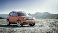"""Ņūdeli izstādē """"Auto Expo 2014"""" kompānija """"Volkswagen"""" prezentējusi apvidus automobiļa konceptu """"Taigun"""". Tā raksturīgākās īpašības: kompakti izmēri, plašs salons un..."""