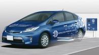 """Ideju ieviest šādu bezvadu uzlādes sistēmu cenšas realizēt daudzi autoražotāji, bet """"Toyota"""" jau ir pārgājuši pie praktiskiem izmēģinājumiem un šim..."""