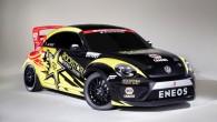 """Kompānija """"Volkswagen"""", sadarbojoties ar """"Andretti Autosport"""" komandu, ir radījusi pašu ekstremālāko """"Beetle"""" versiju, kuras aprīkojumā ir 560 ZS dzinējs. Paredzēts..."""