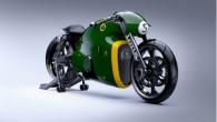 """Britu kompānija """"Lotus"""" ir publicējusi sava pirmā motocikla """"C-01"""" attēlus un tehnisko informāciju. Oficiālais preses ziņojums atklāj """"Lotus"""" motocikla īstos..."""