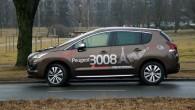 """""""Peugeot"""" franciski šarmanto modeļu gammā ir viens neparasts, idejiski atšķirīgs un stilistiski neiederīgs modelis un tas ir """"3008"""". Ražotāja pārstāvji..."""