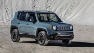 """Vienu dienu pirms oficiālās pirmizrādes internetā nonākušas mazākā un jaunākā """"Jeep"""" apvidus automobiļu saimes modeļa fotogrāfijas. Ar speciālu preses dienu..."""