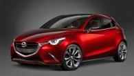 """Iepriekš japāņu ražotājs """"Mazda"""" bija publicējis pāris intriģējošus koncepta """"Hazumi"""" fragmentus, bet nupat Ženēvas autoizstādē ir parādījis to pilnībā. Nav..."""