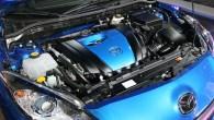 """Japāņu kompānijas inženieri gatavo """"Skyactiv-G Generation 2"""" benzīna dzinējus, kuru kompresijas pakāpe būs palielināta līdz 18:1, kas ļaus degmaisījumam uzliesmot..."""