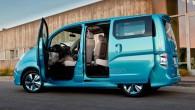 """""""Nissan"""" apņēmies elektrisko automobiļu ofensīvu turpināt arī komercmašīnu sektorā, ieviešot 100% elektrisku furgoniņu eNV200. Kā abgalvo pats ražotājs, tas ne..."""