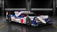 """Trīs nedēļas pirms jaunās sacīkšu sezonas sākuma japāņu kompānijas motoru sporta nodaļa prezentējusi LMP1 klases prototipu """"TS040 Hybrid"""", ar ko..."""