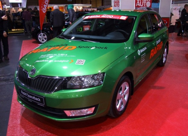 Škoda Rapid Spaceback